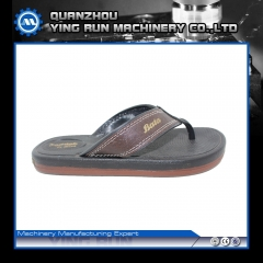 PVC air blowing sandal mould
